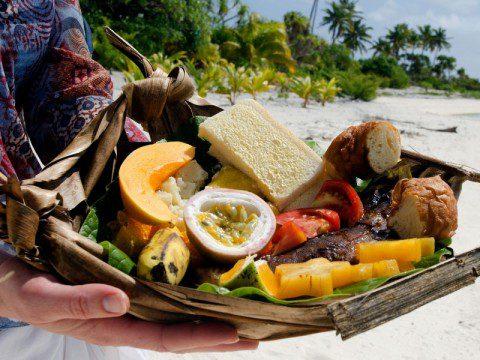 Mat & dryck på Cooköarna